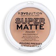 REVOLUTION Relove Super Matte Pressed Beige 6 g