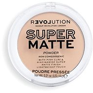 REVOLUTION Relove Super Matte Pressed Vanilla 6 g