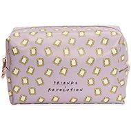 REVOLUTION X Friends Cosmetic Bag (Frame) 1 ks - Kosmetická taštička