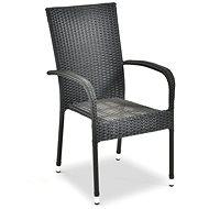 PARIS antracit - Zahradní židle
