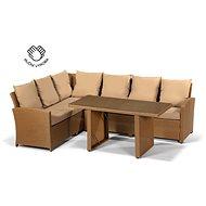Designlink FAMILY RELAX cappuccino - Garden Furniture