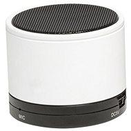 Denver BTS-21 bílý - Bluetooth reproduktor