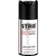 STR8 Unlimited 150 ml - Pánský deodorant
