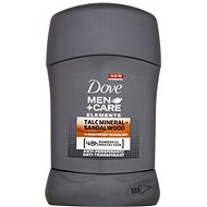 DOVE Men+Care Talc Mineral & Sandalwood 50 ml - Pánský deodorant