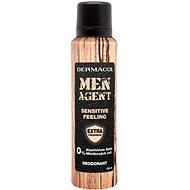 DERMACOL Men Agent Deodorant Sensitive feeling 150 ml
