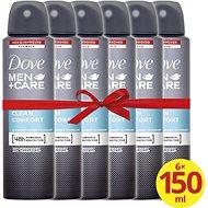 DOVE Men+ Care Clean Comfort 6×150 ml
