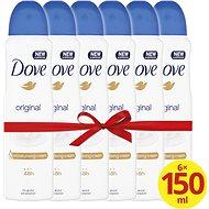 DOVE Original 6×150 ml