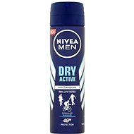 NIVEA MEN Dry Active Antibacterial 150 ml