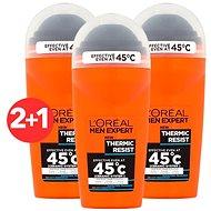 ĽORÉAL PARIS Men Expert Thermic Resist Antiperspirant 50 ml 2+1 - Pánský antiperspirant