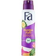 FA Ipanema Nights 150 ml - Dámský deodorant