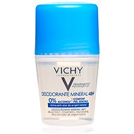 VICHY Déodorant Minéral 48H Roll-on 50 ml