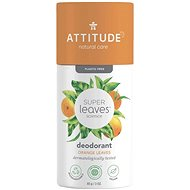 ATTITUDE Super Leaves Deodorant Orange Leaves 85 g - Deodorant