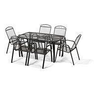 Zahradní set ZWMT+ MC stohovací židle - Zahradní nábytek