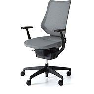 3DE ING Glider 360° šedá - Kancelářská židle
