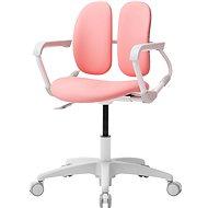 3DE Duorest Milky růžová   - Dětská židle