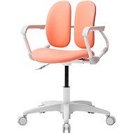 3DE Duorest Milky lososová   - Dětská židle