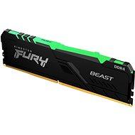 Kingston FURY 8GB DDR4 3600MHz CL17 Beast RGB - Operační paměť