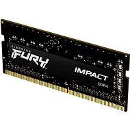 Kingston FURY SO-DIMM 16GB DDR4 2666MHz CL15 Impact 1Gx8 - Operační paměť