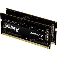 Kingston FURY SO-DIMM 32GB KIT DDR4 3200MHz CL20 Impact 1Gx8