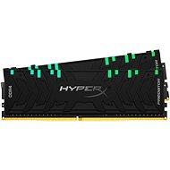 HyperX 64GB KIT DDR4 3600MHz CL18 Predator RGB - Operační paměť