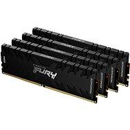Kingston FURY 32GB KIT DDR4 3600MHz CL16 Renegade Black - Operační paměť