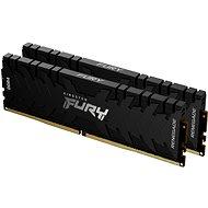 Kingston FURY 64GB KIT DDR4 2666MHz CL15 Renegade Black - Operační paměť