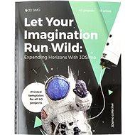 3DSimo Book (anglicky) + brožura se šablonami - Kniha