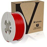 Verbatim PLA 1.75mm 1kg červená - Tisková struna