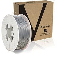 Verbatim PLA 1.75mm 1kg stříbrná - Filament