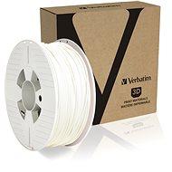 Verbatim PLA 2.85mm 1kg bílá - Tisková struna