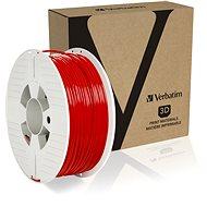 Verbatim PET-G 2.85mm 1kg červená - Filament