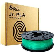 XYZprinting Junior PLA 1.75mm 600g clear green 200m - Tisková struna