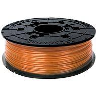 XYZprinting Junior PLA 1.75mm 600g clear tangerine 200m - Tisková struna
