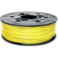 XYZprinting PLA 1.75mm 600g clear yellow 200m - Tisková struna