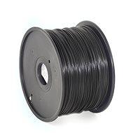 Gembird Filament ABS černá - Tisková struna