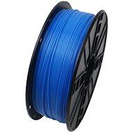 Gembird Filament ABS fluorescentní modrá - Tisková struna