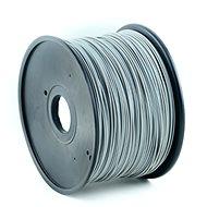Gembird Filament ABS šedá - Tisková struna