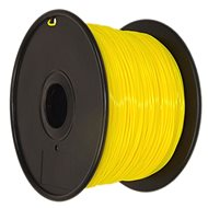 Gembird Filament ABS žlutá - Tisková struna