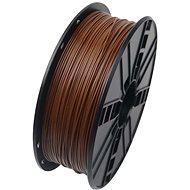 Gembird Filament PLA hnědá - Filament