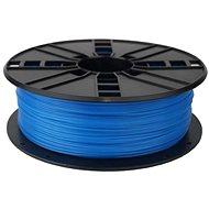 Gembird Filament PLA luminiscenční modrá