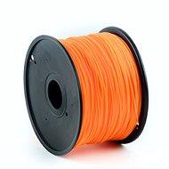 Gembird Filament PLA oranžová - Tisková struna