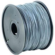 Gembird Filament PLA stříbrná - Tisková struna