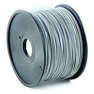Gembird Filament PLA šedá - Tisková struna