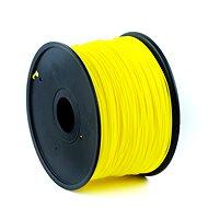 Gembird Filament PLA žlutá - Tisková struna