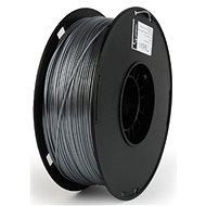 Gembird Filament PLA Plus stříbrná - Filament