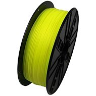 Gembird Filament PLA Plus žlutá - Filament