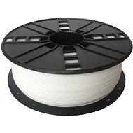 Gembird Filament NYLON bílý - Filament