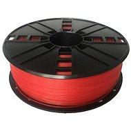 Gembird Filament NYLON červený - Filament