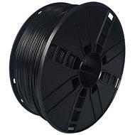 Gembird Filament flexibilní černá - Filament