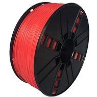 Gembird Filament flexibilní červená - Tisková struna